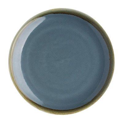 Olympia Coup Teller, KILN, Ø23cm, Blau