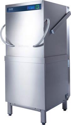 Lave-vaisselle à capot Miele Professional PG 8172 AE DOS avec 2 pompes de dosage