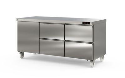 Coreco Kühltisch US Range 1800 - 1/4