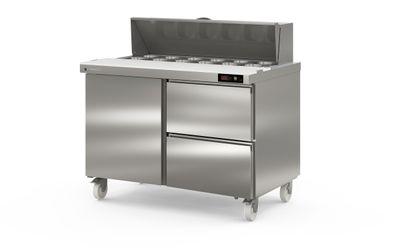 Saladette Coreco US Range 1200 - 1/2