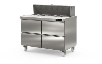Saladette Coreco US Range 1200 - 0/4