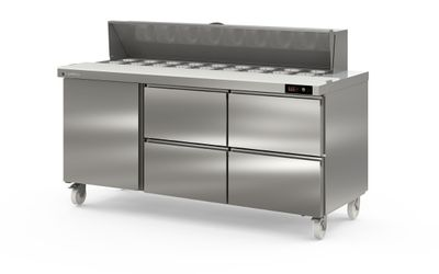 Saladette Coreco US Range 1800 - 1/4