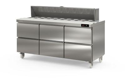Saladette Coreco US Range 1800 - 0/6