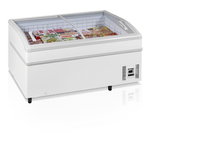 Supermarkt Kombi-Gefriertruhe SHALLOW 150-CF-P