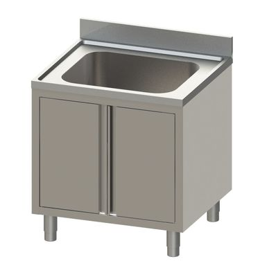 Spülschrank Eco 6x6 mit 1 Becken