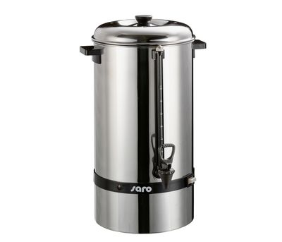 Rundfilterkaffeemaschine, 15l für 100 Tassen