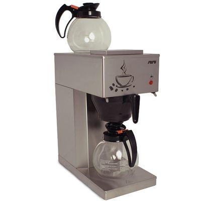 Kaffeemaschine ECO inkl. 2 Glaskannen