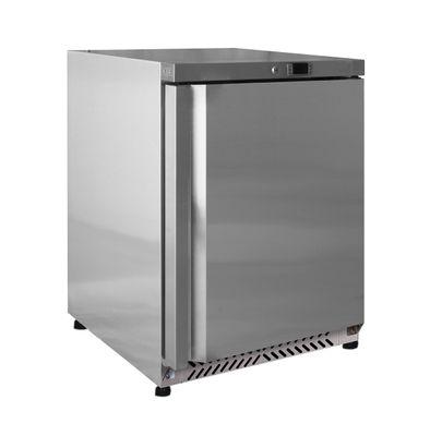 Lagerkühlschrank Eco 170 Edelstahl