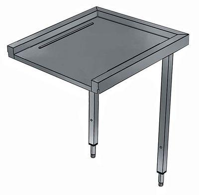 Table d'écoulement de sortie / d'entrée Electrolux 600