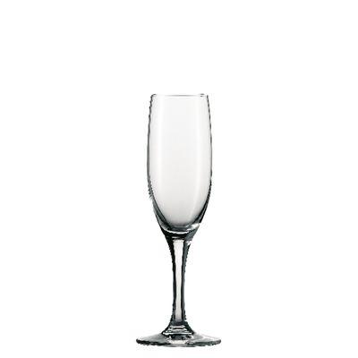 Flûte à Champagne Schott Zwiesel Mondial 7 19cl, ligne de remplissage à 0,1l