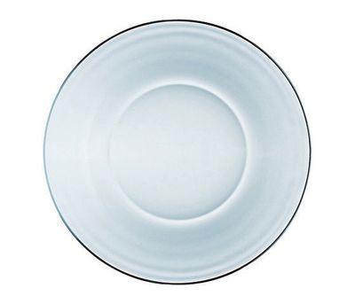 Sous-tasse Jenaer Art de 11,8 cm, en cristal de Bohème