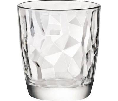 Bormioli Rocco Diamond Transparente Acqua 30,5cl