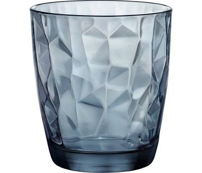 Bormioli Rocco Diamond Ocean Blue Acqua 30,5cl