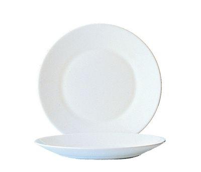 Arcoroc Restaurant Uni Teller flach 25,4cm