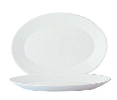 Arcoroc Restaurant Uni Platte oval 29cm