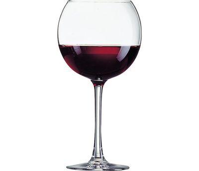 Verre à vin ballon Chef & Sommelier Cabernet 47cl, ligne de remplissage à 0,25l