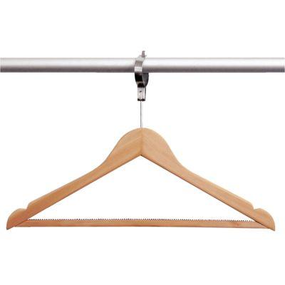 Bolero Kleiderbügel Buchenholz - Diebstahlsicherung