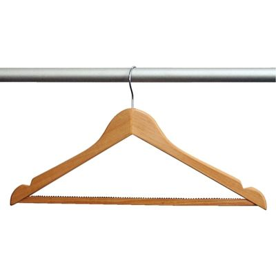 Bolero Kleiderbügel Ahornholz - Standard