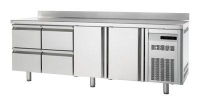 Table congélation Premium 2/4 avec dosseret