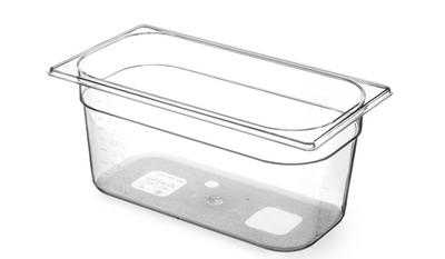 Bac Gastronorm sans BPA - GN1/3-200