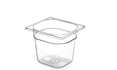 Bac Gastronorm sans BPA - GN1/6-200
