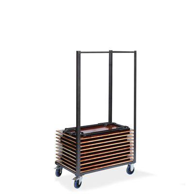 Chariot de transport pour maximum 30 tables pliantes