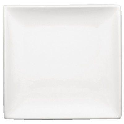 Olympia Whiteware Teller quadratisch 18 cm