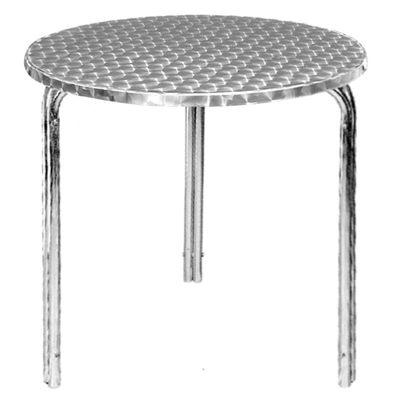 Table bistro ronde empilable Bolero 600mm