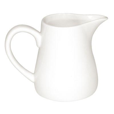 Olympia Whiteware Weiß Milchkännchen 21,2 cl