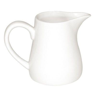 Olympia Whiteware Weiß Milchkännchen 30,5 cl