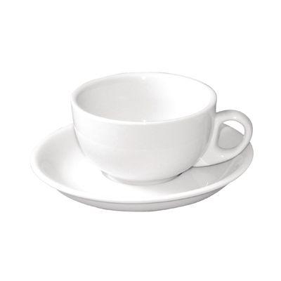 Olympia Whiteware Cappuccino-Tasse 42 cl - 12 Stück
