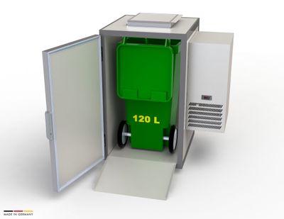 Refroidisseur de déchets Hefa 1x120L