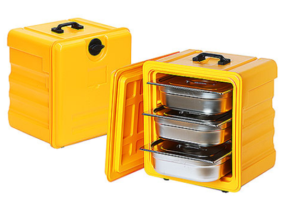 Thermobox Profi GN 1/2 - Frontlader