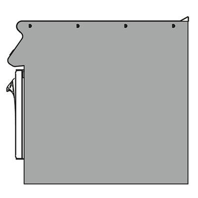 Seitenabschlusselement links VS 70 PLSX
