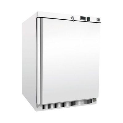 Réfrigérateur de stockage Gastro-Inox 200litres blanc