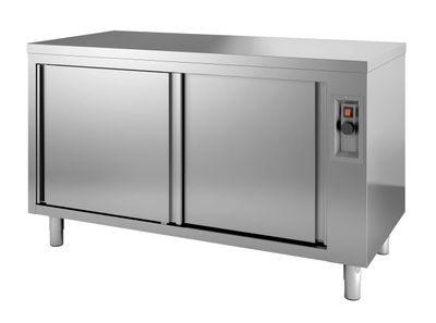 Durchreich-/Wärmeschrank ECO 18x6 mit Schiebetüren