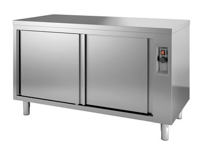 Durchreich-/Wärmeschrank ECO 20x7 mit Schiebetüren