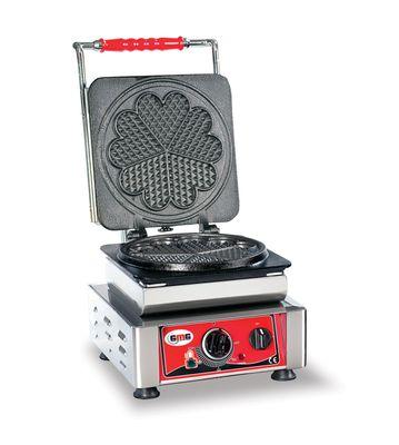 Gaufrier Amore Ø21 - plaque de cuisson interchangeable avec minuterie