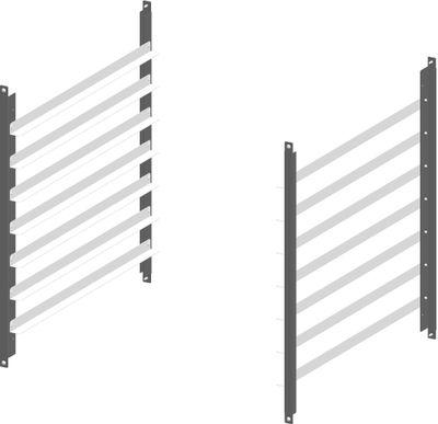 Cage de suspension UNOX pour support XR 118