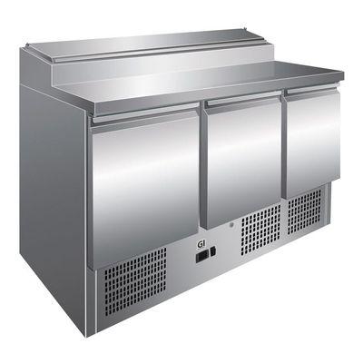 Gastro-Inox Belegstation 1365 8x GN1/6