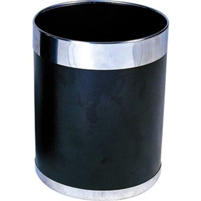 Bolero Papierkorb schwarz