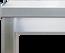 Table de travail en inox Profi 1 500 x 700mm avec étagère basse et dosseret