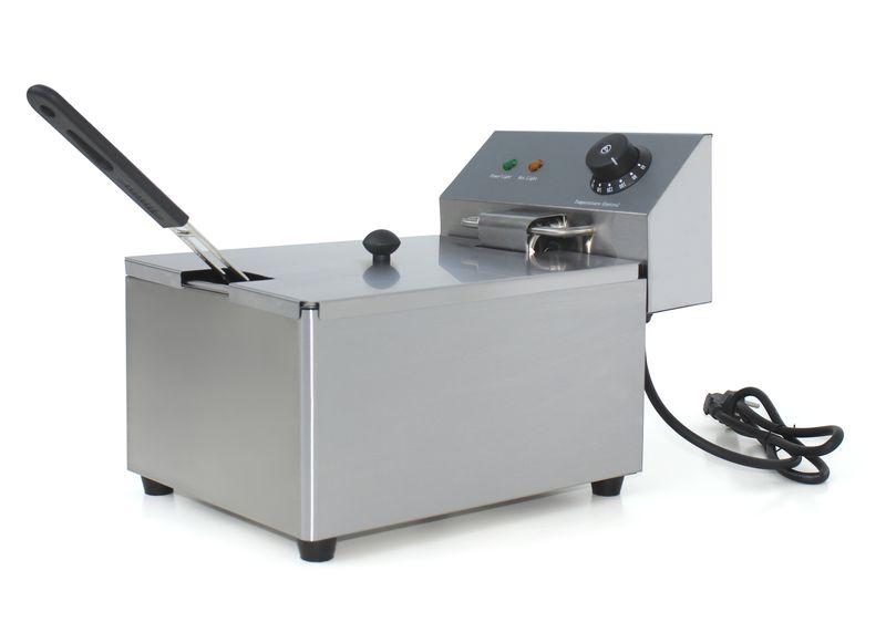 Elektro-Fritteuse ECO 6 Liter