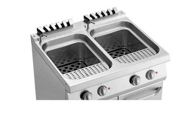 Bartscher Elektro-Nudelkocher 700, 2 x 24 Liter