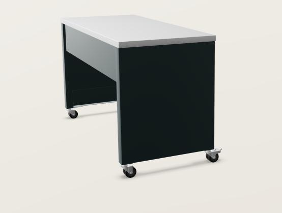 Blanco BASIC LINE N-4 Smart - Neutralbuffet, analog 4 x GN 1/1