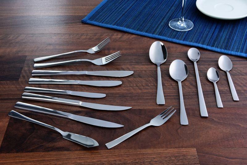 Couteau de table «Orchidée»