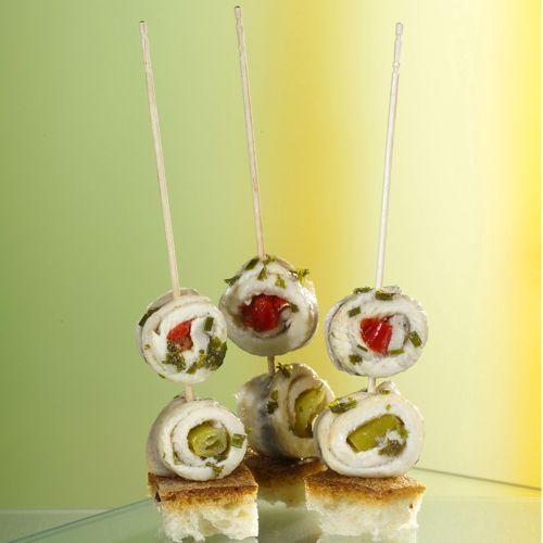 Papstar  Pure  Fingerfood-Spieße - gedrechselt; Holz - 500 Stück