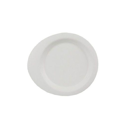 Papstar  Pure  Fingerfood-Teller; Zuckerrohr - 50 Stück