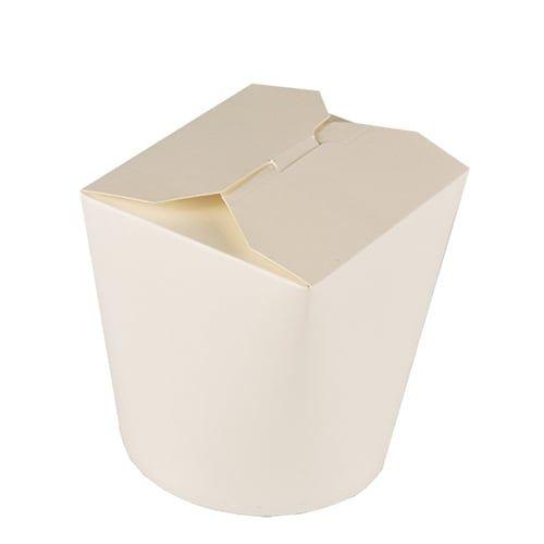 Papstar  Pure  Pastabox; Pappe - 50 Stück - 750 ml