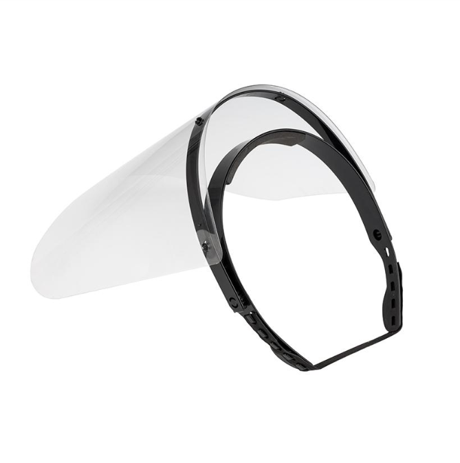 APS Gesichtsschutz/ -visier Universal 315 x 25